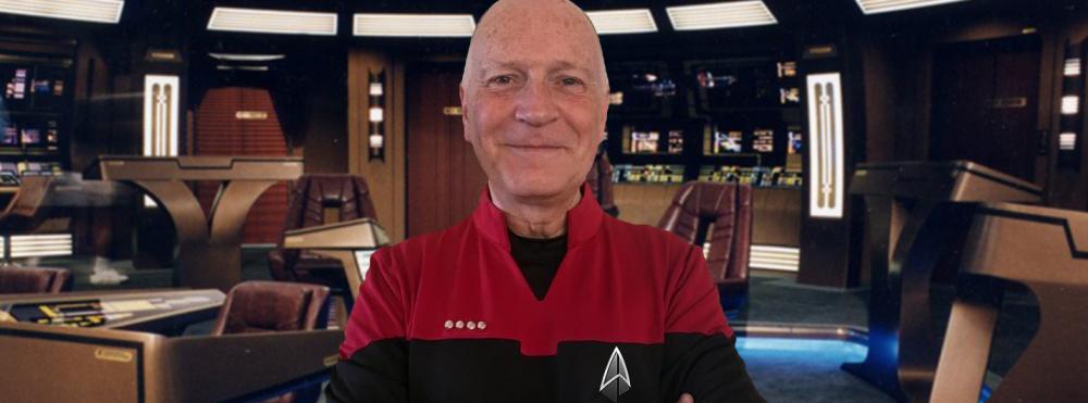 Captain David Burton